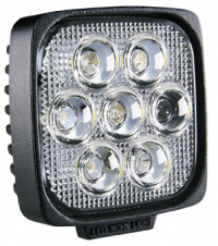 LED-TYÖVALO 48W 3800LM 9-32V (16X3W CREE LED)